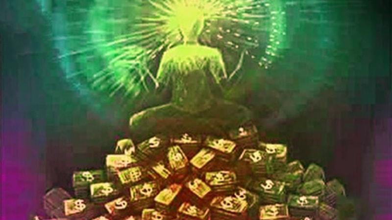 Cómo aprender metafísica para ganar dinero