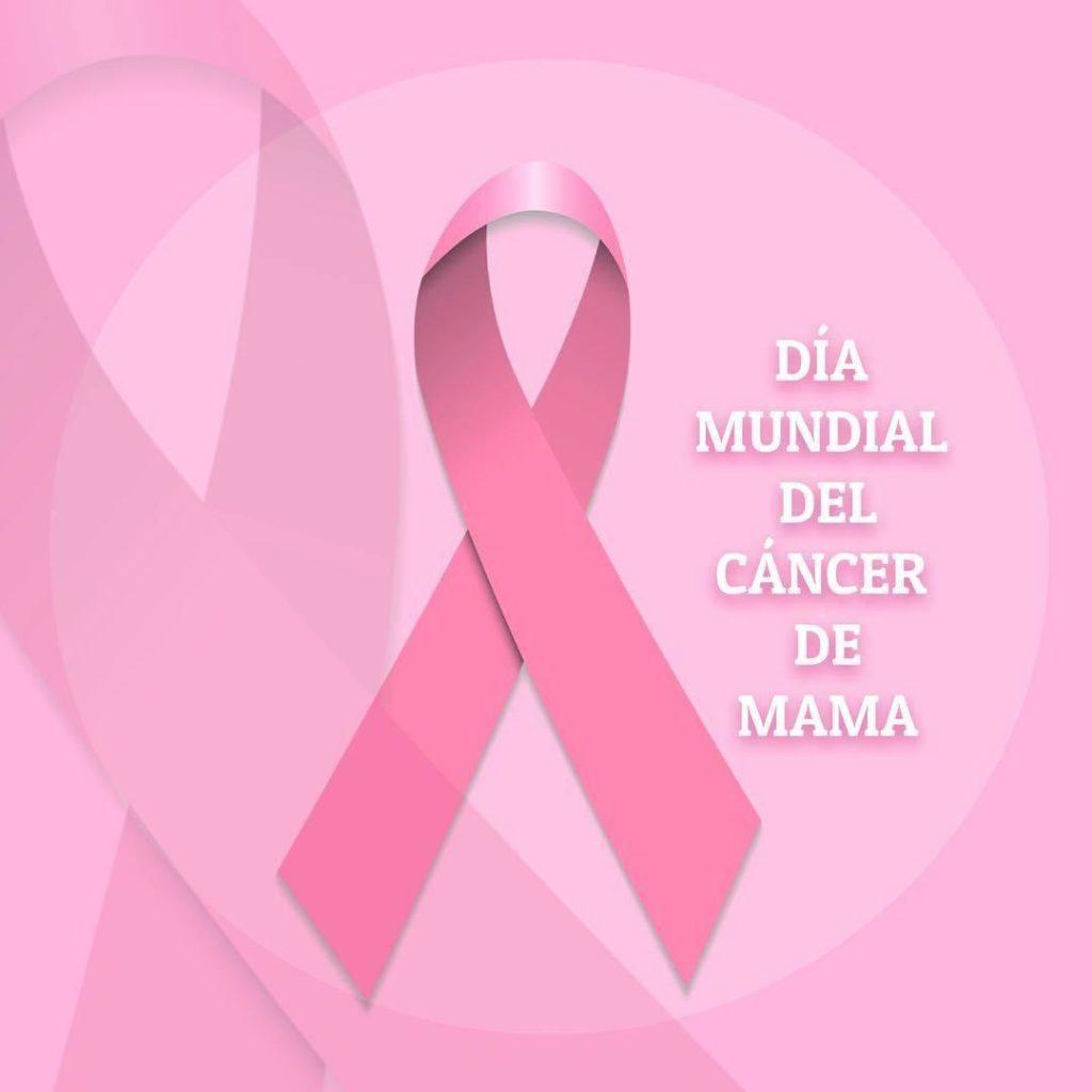 Mujer Tócate - Día Mundial Contra el Cáncer de Mama